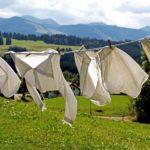 洗濯物の生乾きの嫌な臭いが発生したら!雑菌だらけの洗濯物の臭いを消す方法&普段から気を付けたい予防法