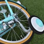 子供用自転車の補助輪の外し方とスタンドの付け方 誰でも簡単にできます!