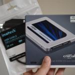 【解説】HDD/SSDからSSDへの交換手順 CドライブのOS丸ごとコピー換装で容量不足も解決!