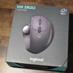 【レビュー】MX ERGO|M570tがめっちゃ良かったので今度はMX ERGOを買ってみた!使い心地は?腱鞘炎への影響は?