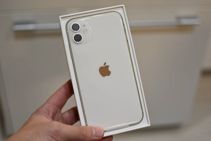 auでiPhone11に機種変更